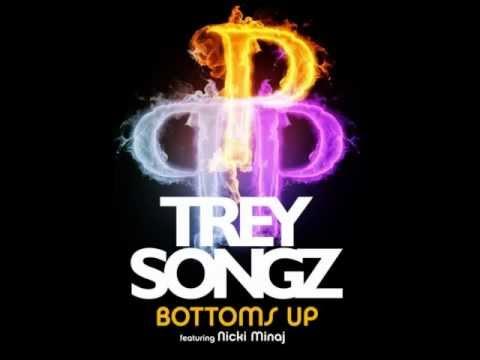 Trey Songz - Bottoms up feat. Nicki Minaj (Audio)