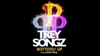 Trey Songz - Bottoms up feat. Nicki Minaj (Audio)