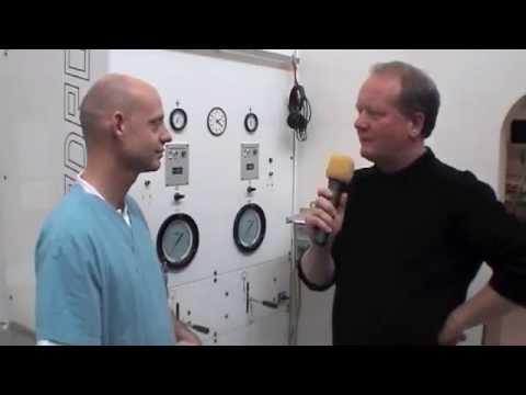Dive Chamber Test: Jaeger LeCoultre Master Compressor vs. IWC Aquatimer Deep 2