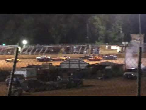 6/9/18 Pure Stock Harris Speedway