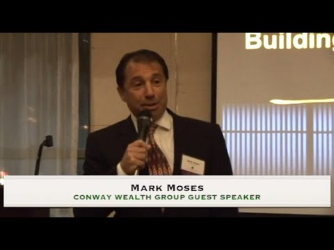 "Mark Moses Presents: ""Building The Life You Want"""