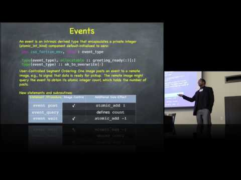 Tutorial: Towards Exascale Computing with Fortran 2015