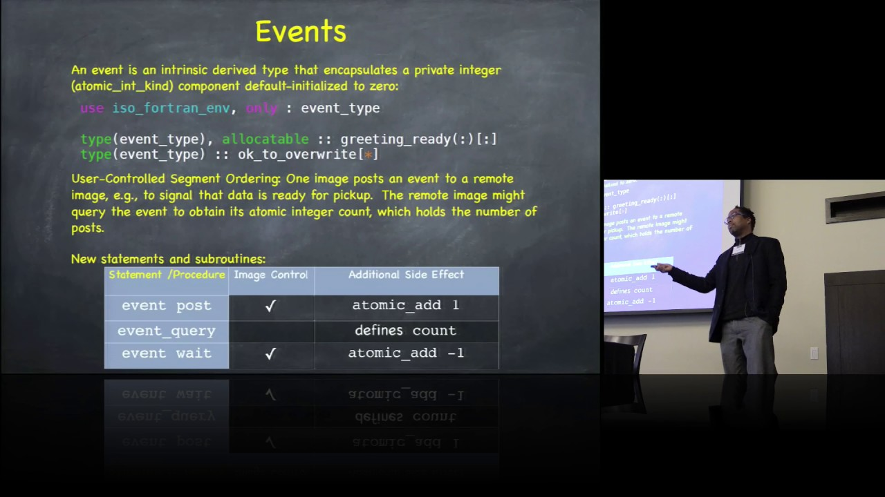 Tutorial: Towards Exascale Computing with Fortran 2015 - insideHPC