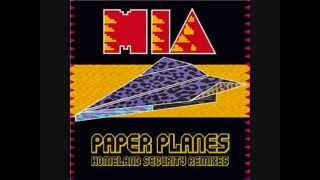 M.I.A. - Paper Planes Instrumental (Remade By Rich-E Rich)