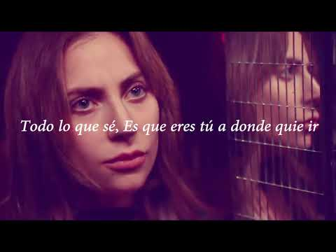 Lady Gaga -  Always Remember Us This Way (Español)  Video