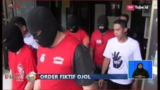 Jalankan Praktik Order 'Tuyul' Ojek Online, 4 Driver Ditangkap Polisi - BIS 05/11