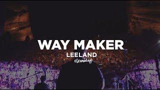 Leeland - Way Maker [subtitulado en español]