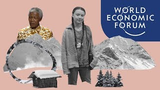 Gambar cover WHAT HAS DAVOS DONE FOR ME? | WORLD ECONOMIC FORUM