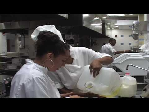 Freedom Center Students participate in OGCC Culinary Class