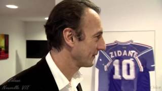 Зинедин Зидан - Новая жизнь (Zinedine Zidane   Nouvelle Vie)