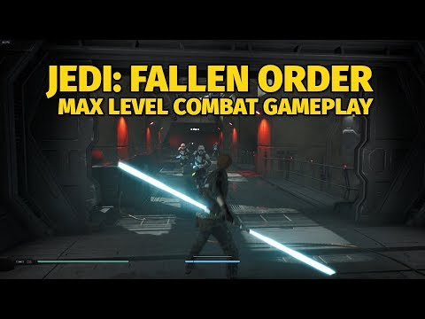 Star Wars Jedi: Fallen Order Gameplay Video – Max Level Combat Is Rad as Hell