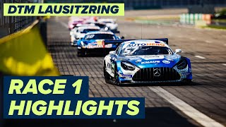 First victory for DTM Rookie Philip Ellis   Lausitzring DTM Race 1   Highlights