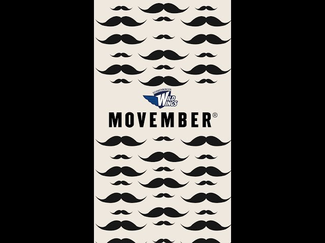 Movember2020 | WILD WINGS Chat