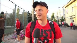 Виктор Хомченко. Горняк-Спорт - Металлург (З) - 1:0