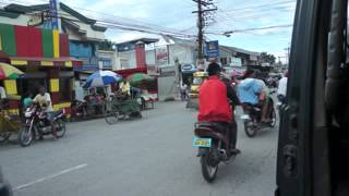 Traffic in Maranding, Lanao del Norte - Philippines