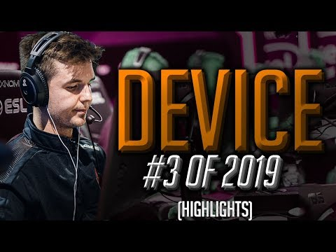 device - 3rd Best Player In The World - HLTV.org's #3 Of 2019 (CS:GO)