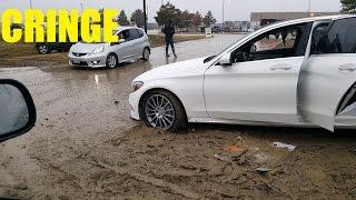 New Mercedes STUCK In Mud