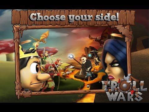 Hugo Troll Wars Android & iOS Gameplay