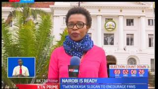 Nairobi county government unveils their road map to ensure Kenyans are aware of their champs