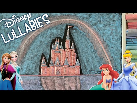 1 HOUR Of Disney Lullabies For Babies ♥ 20 Classic Songs From Frozen, Little Mermaid... [REUPLOAD]