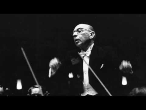 Stravinsky's Firebird - Berceuse and Finale