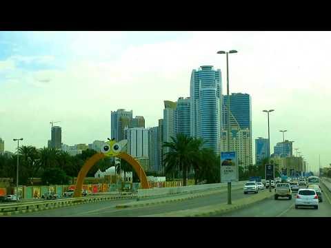 Sharjah's Evergreen Beauty
