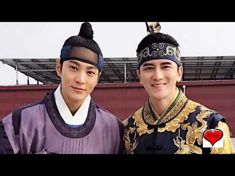 My Sassy Girl New Behind The Scene Photos From Chinese Actor Kris Sun
