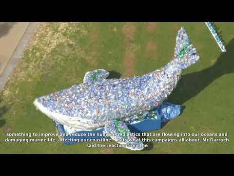 Ocean rescue: plasticus completes campaign tour