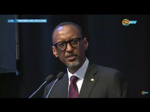 FULL  VIDEO: Rwanda Day 2017, Belgique 10 Juin 2017