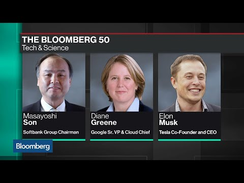 The Top Names in Tech for 2017