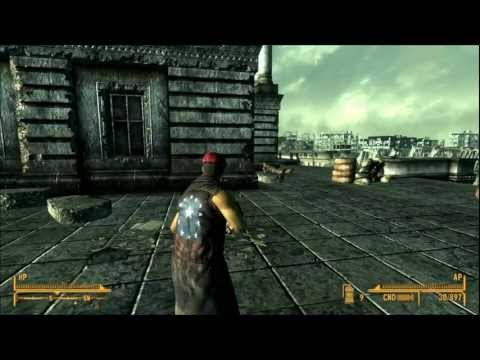 Fallout New Vegas Gun Runners Arsenal In The Capital Wasteland |