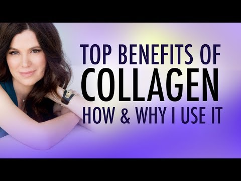 Benefits Of COLLAGEN For Amazing Skin - How I Use It