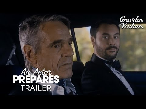 An Actor Prepares | Jeremy Irons | Jack Huston | Trailer