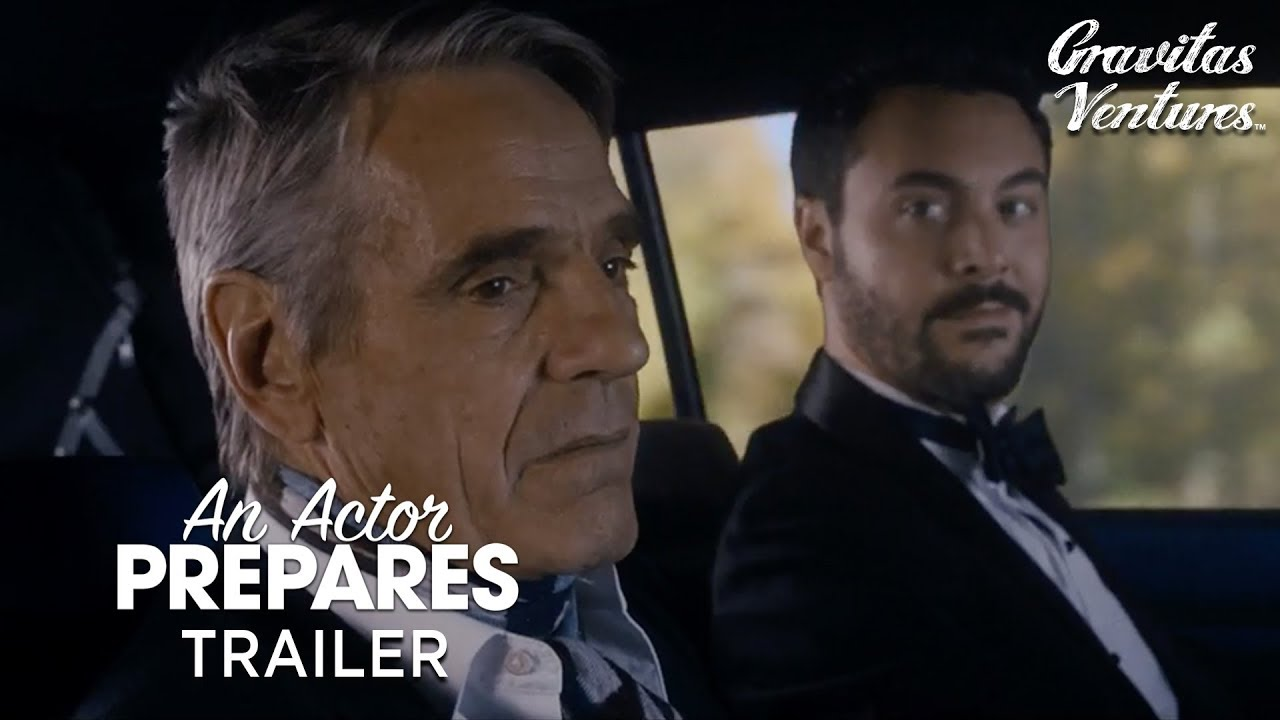 Download An Actor Prepares | Jeremy Irons | Jack Huston | Trailer