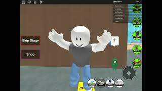 Main ROBLOX Indonesia SpongeBob so big and we are in the in Planton