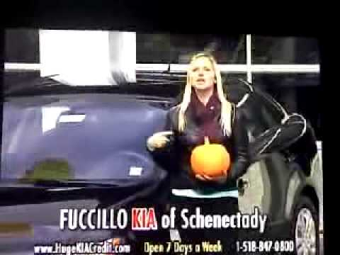 What is that guy doing? Fucillo Car commercial
