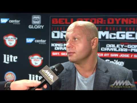 Fedor Emelianenko: 'I Feel I Am Ready' for My Comeback
