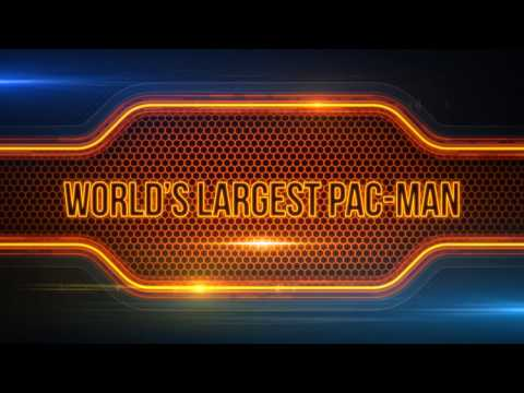 World's Largest Pac-Man Game Overview