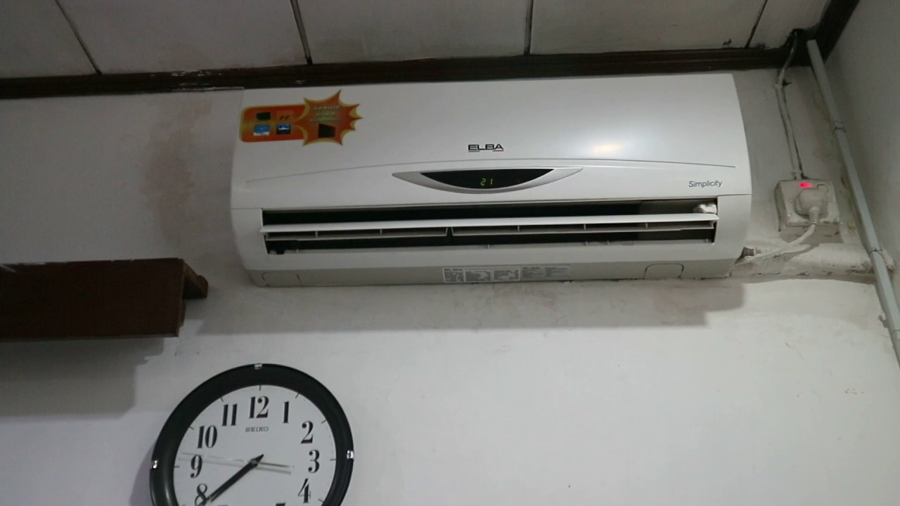 Elba Simplicity Mini Split Air Conditioner Model Ea 90lws By