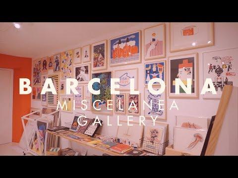 Risografia e cerâmica na galeria Miscelanea - Barcelona