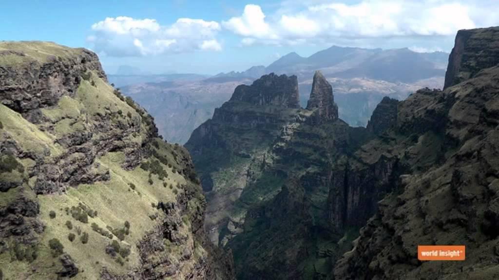WORLD INSIGHT Reisen - Äthiopien - Der Norden - YouTube
