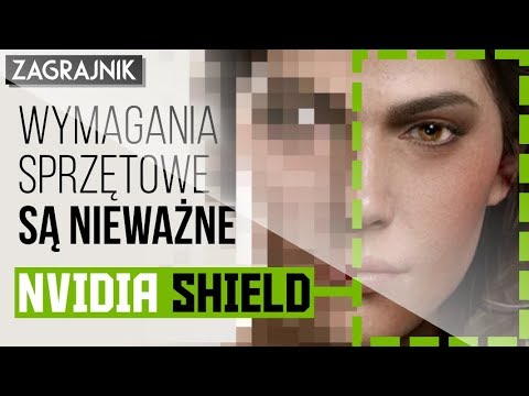 Wszystko na ULTRA - Nvidia Shield