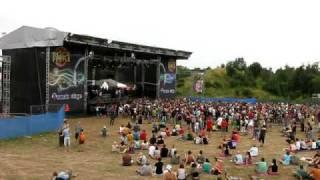 Clou - Island Sun live (Rock for People 2009)