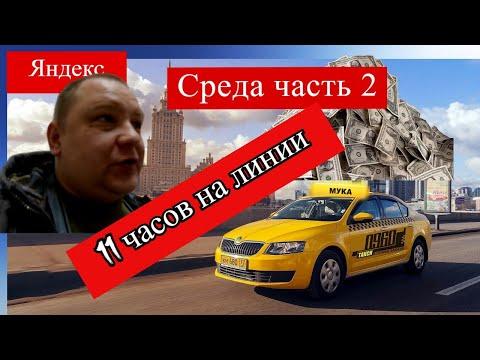Сколько я заработал за 11 часов в яндекс такси ?//Нижний Новгород//ТаксиНН//Рабочие Будни Таксиста