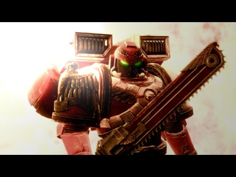 Warhammer40k : Eternal Crusade [Blood Angels Assault Marine, ALPHA]