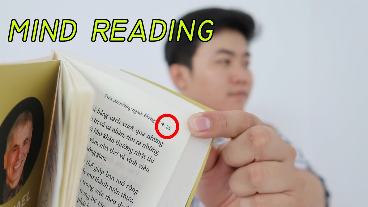 Download EASY Mind Reading Trick Explained! 4 CRAZY Magic Tricks