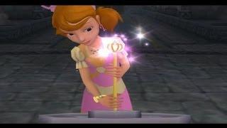 Принцессы Диснея - Зачарованный Мир Прохождение Часть 1
