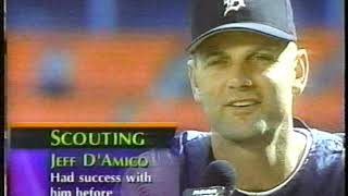 9-29-96 Brewers at Tigers Alan Trammell's last game