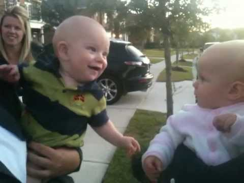 Babies: Love at first sight.mov