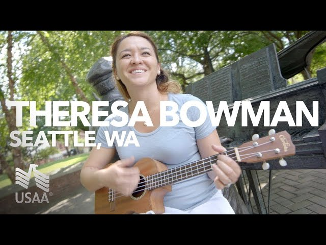 Theresa Bowman | Mission: Music | USAA
